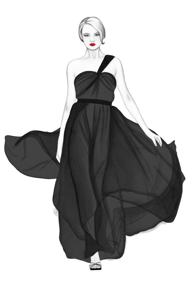 Fashion Illustration Behance