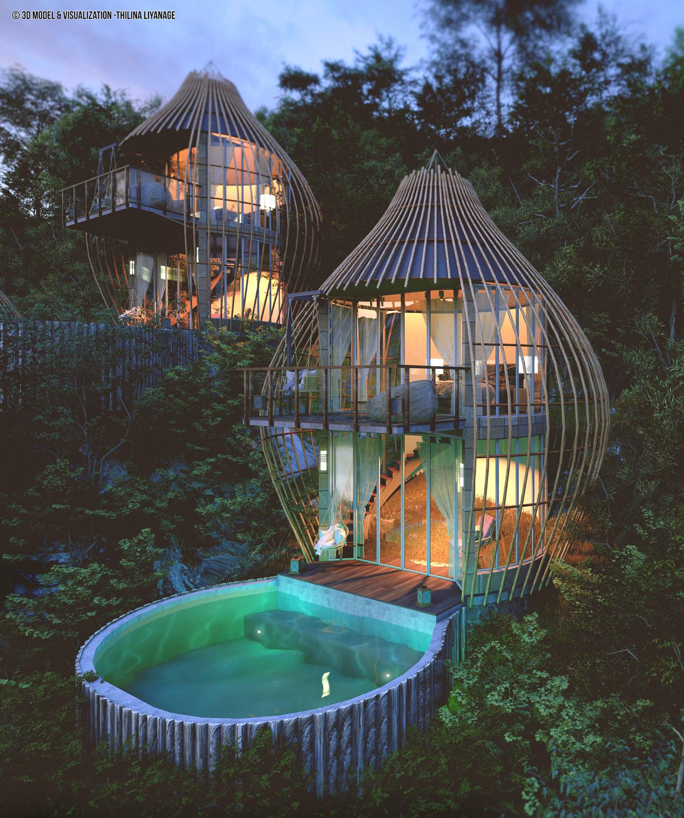 Keemala Resort-Phuket-Thailand on Behance