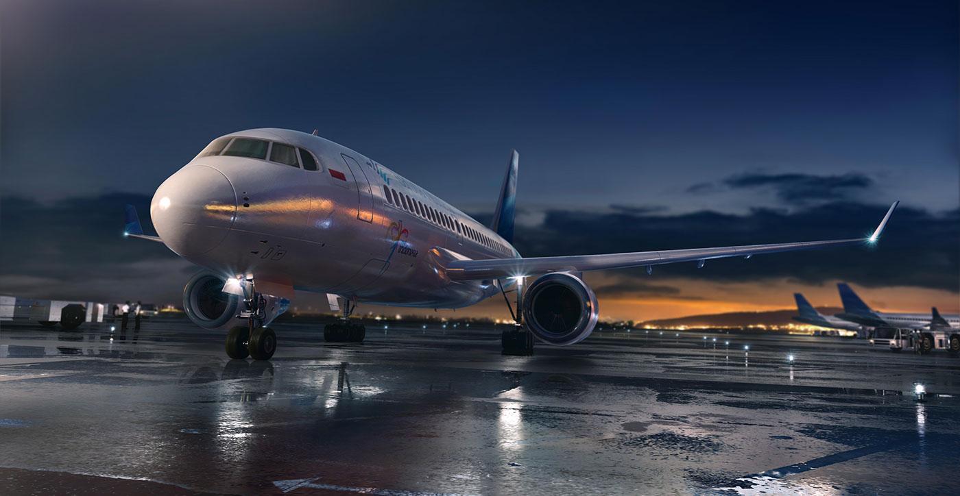 Garuda Indonesia on Behance