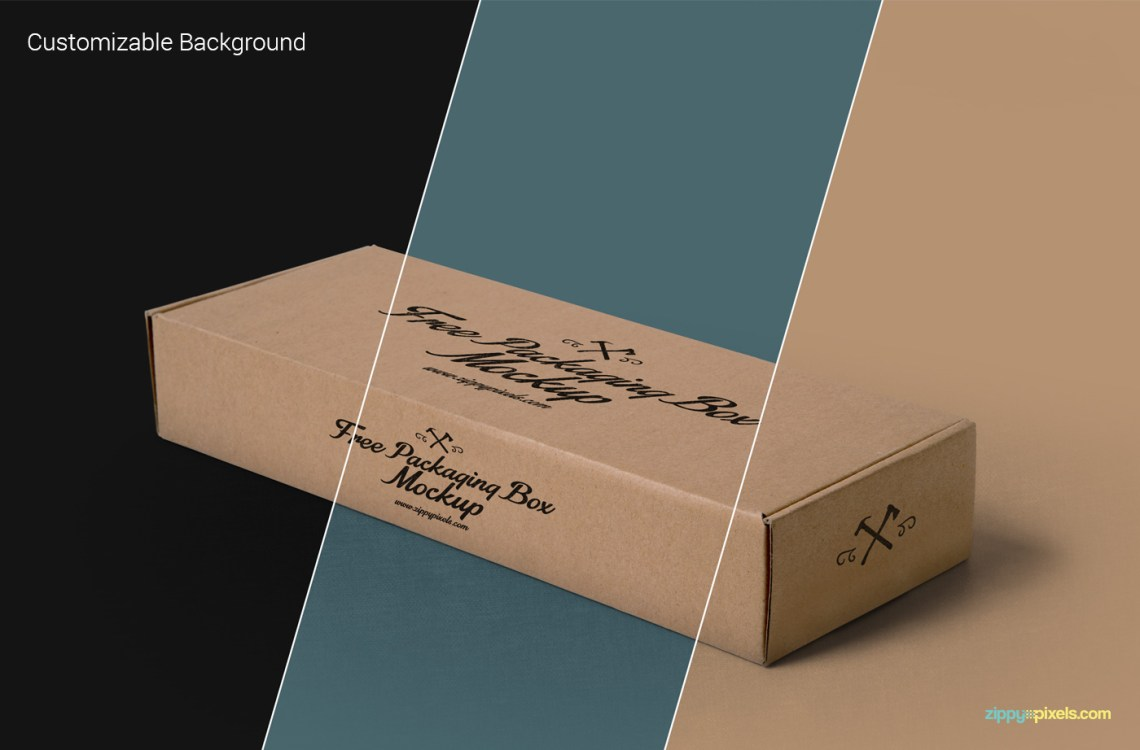 Download 3 Free Packaging Box Mockups on Behance