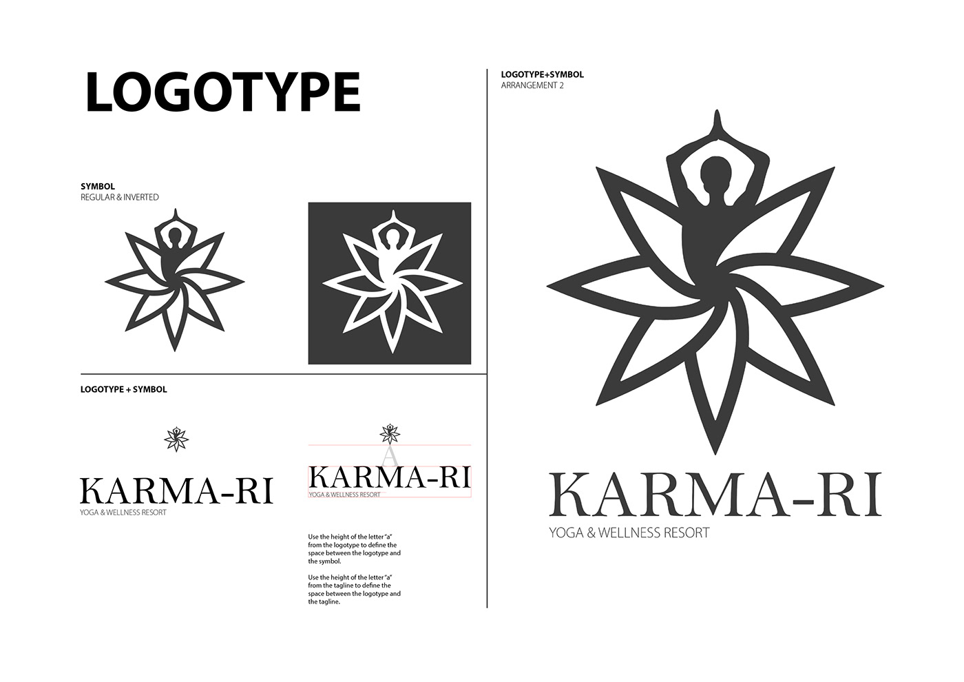Brand Identity: KARMA RI on Behance