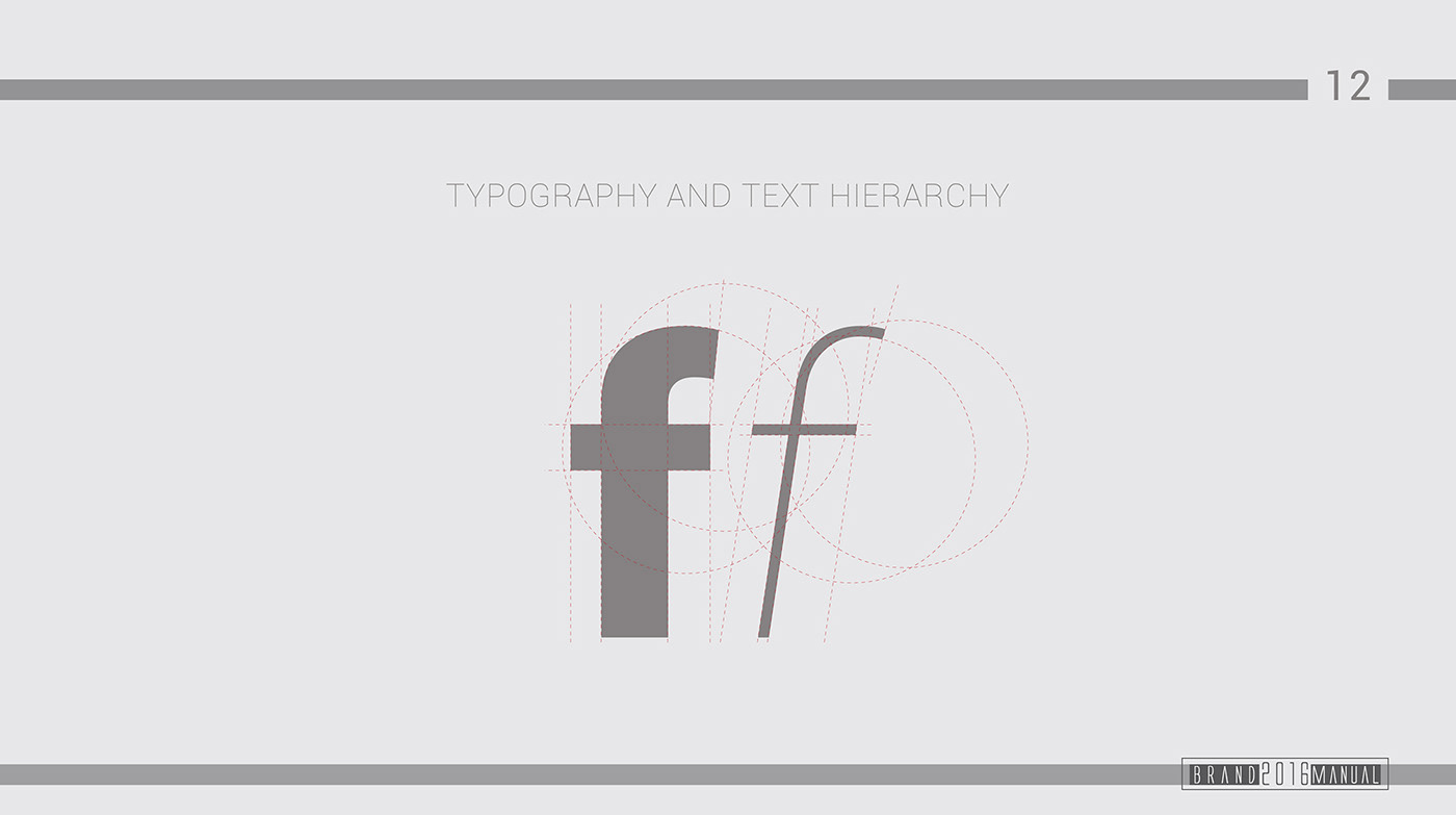 FATCO Brand Manual 2016 on Behance