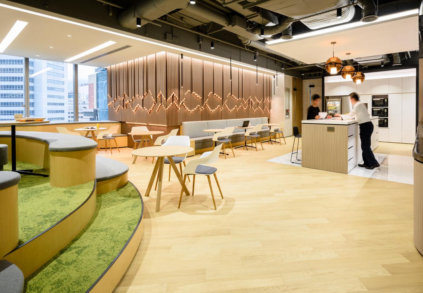 Financial Services Office - Hong Kong on Behance