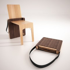 Folding Bag Chair Safety 1st High Recall On Behance Sign Up To Join The Conversation