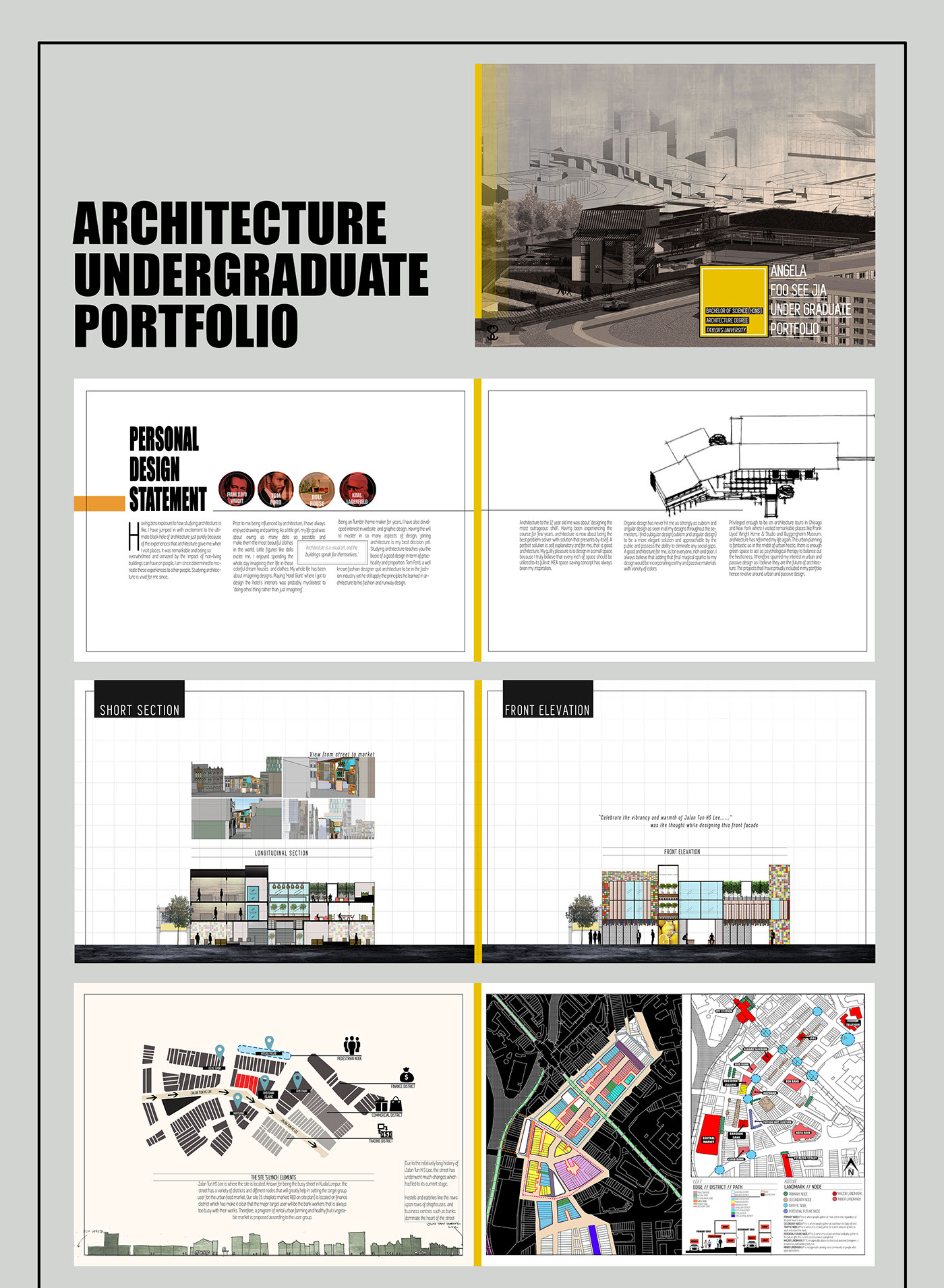 sample graphic design portfolio