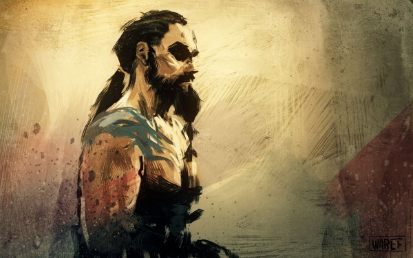 Game Of Thrones - Khal Drogo Rough Sketch Behance