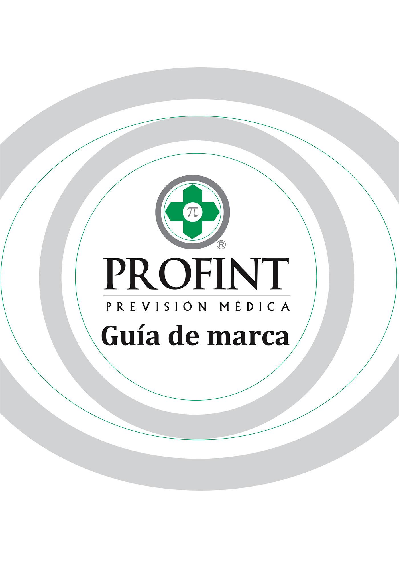 Manual de Marca Profint on Behance