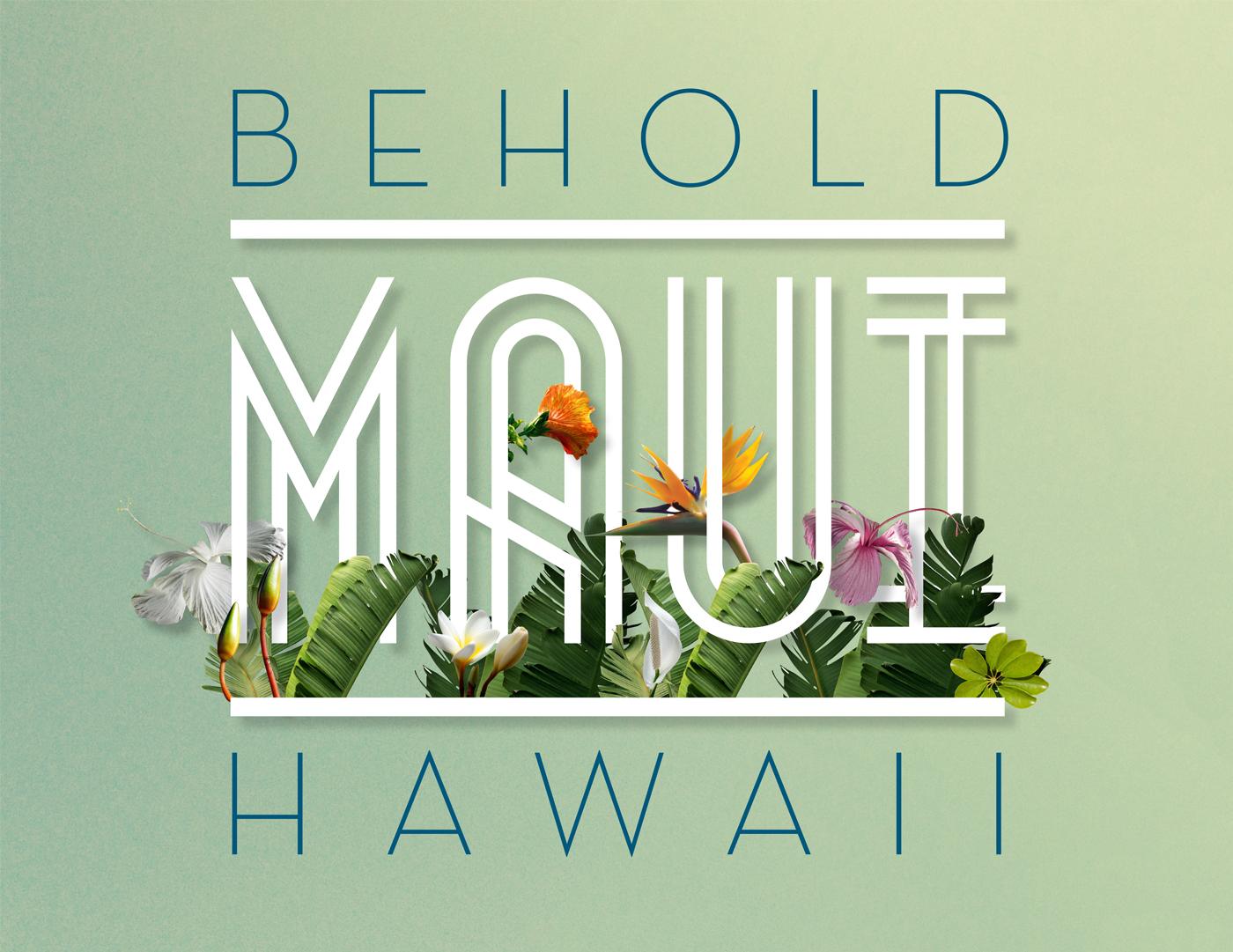 Hawaii: A sensory experience on Behance