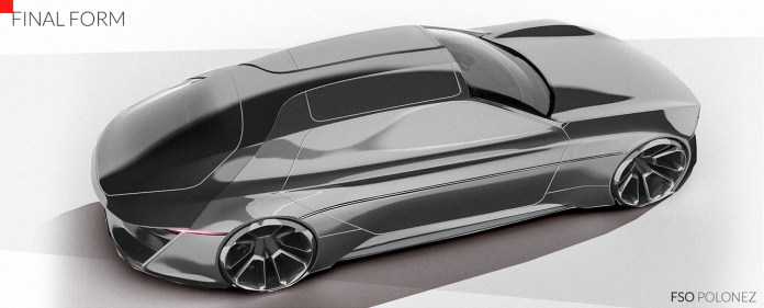 fso polonez concept 2016 on behance