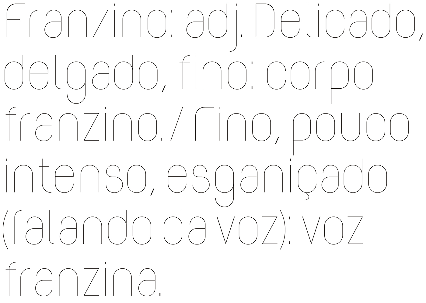Franzina — Free Display Typeface on Behance