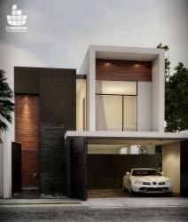 behance casa colima architecture jv fachadas casas modernas fr modern fachada con residential arquitectura jetradar discover facade villa minimalistas para
