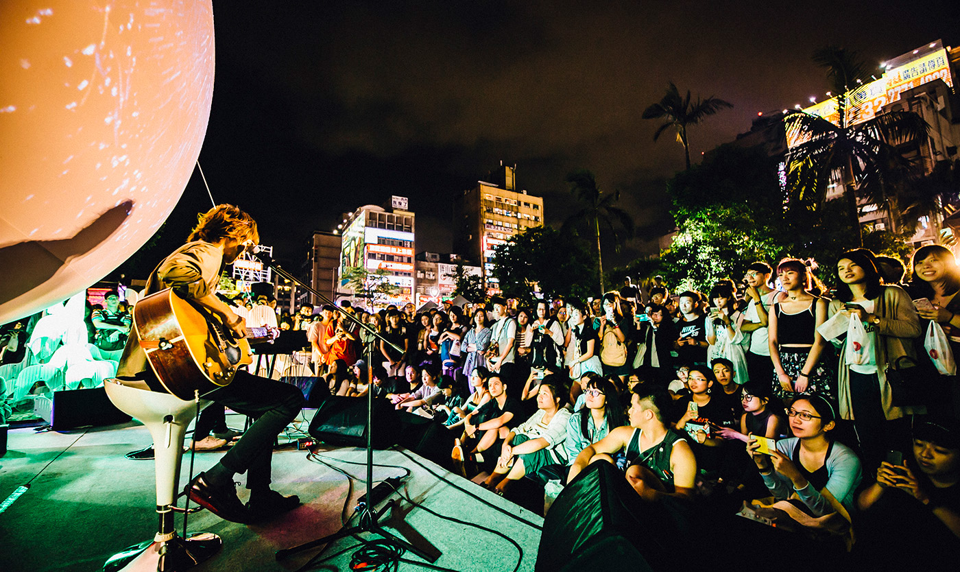 2017 Nuit Blanche Taipei Promo 臺北白晝之夜宣傳片 on Behance