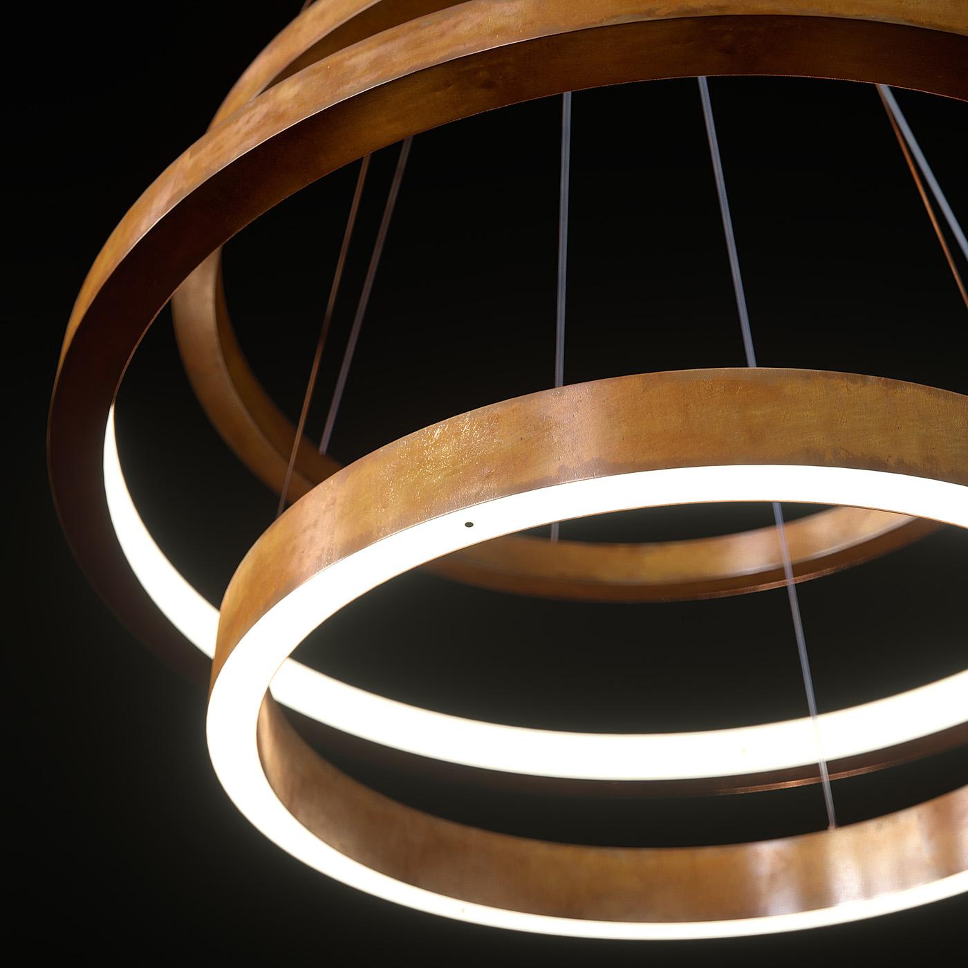 [3D modeling] Henge_light ring horizontal SET 3&4 on Behance
