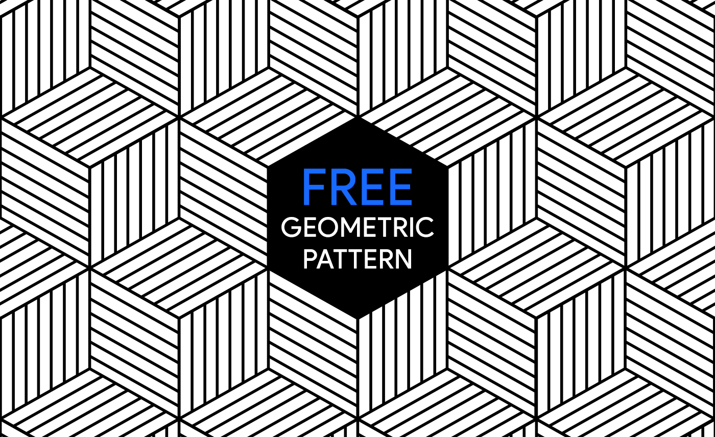 Geometric pattern on Behance