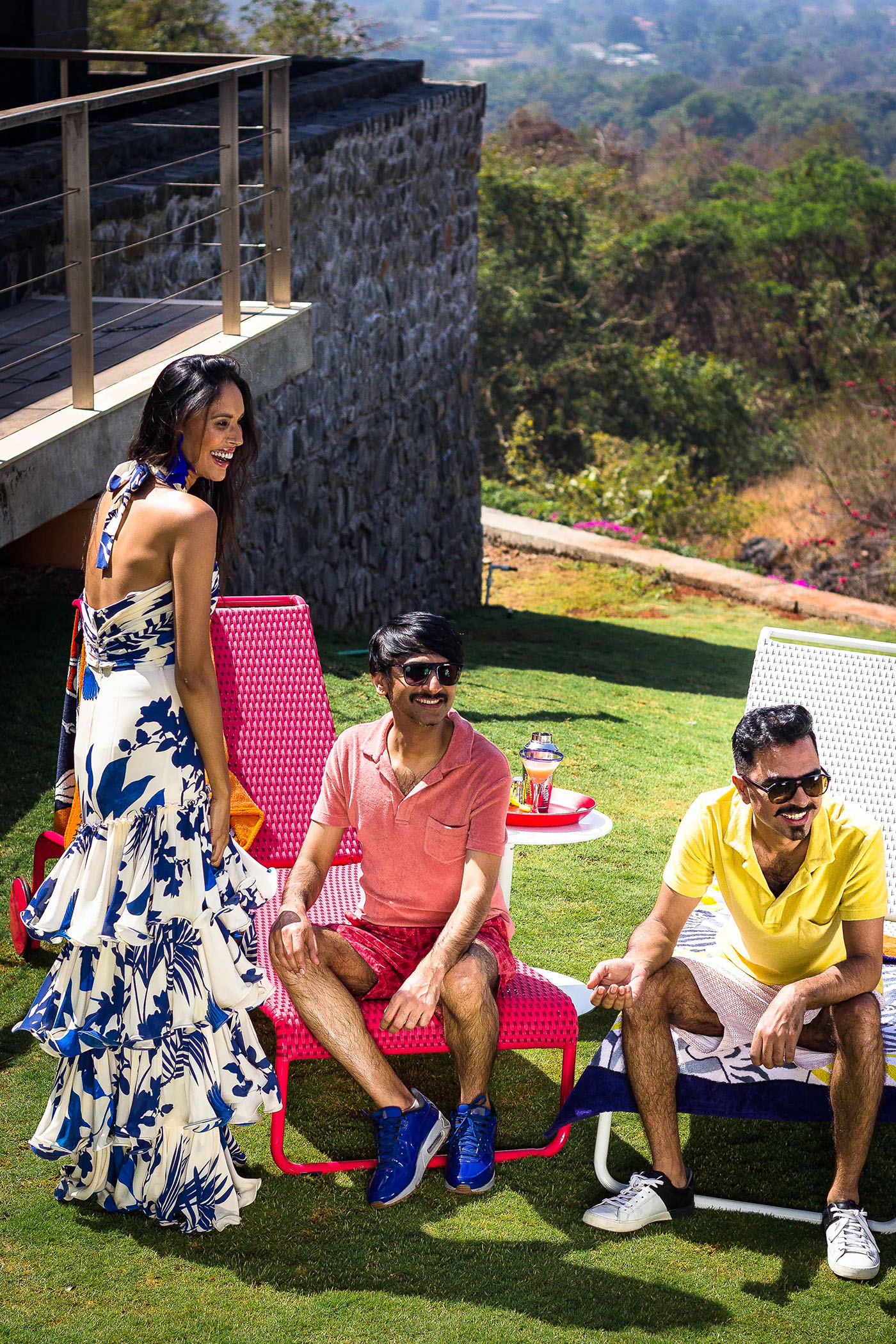 Architectural Digest India - Focus Shoot BTS on Behance