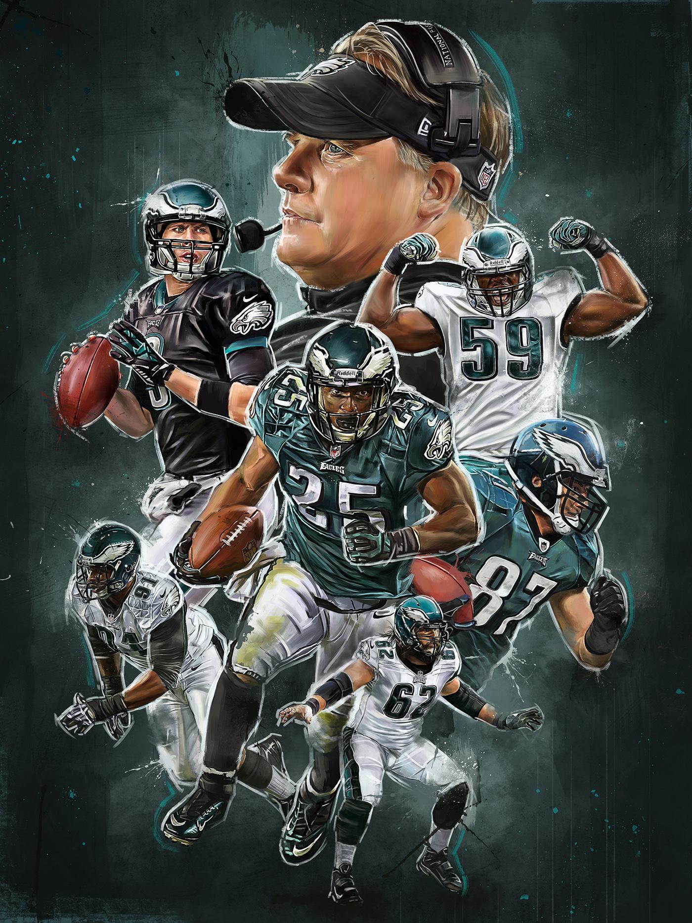 Philadelphia Eagles Wallpaper Hd Philadelphia Eagles 2014 Season Ticket Campaign On Behance