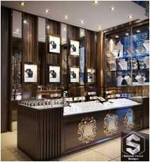 Jewelry Store Interior Design Behance