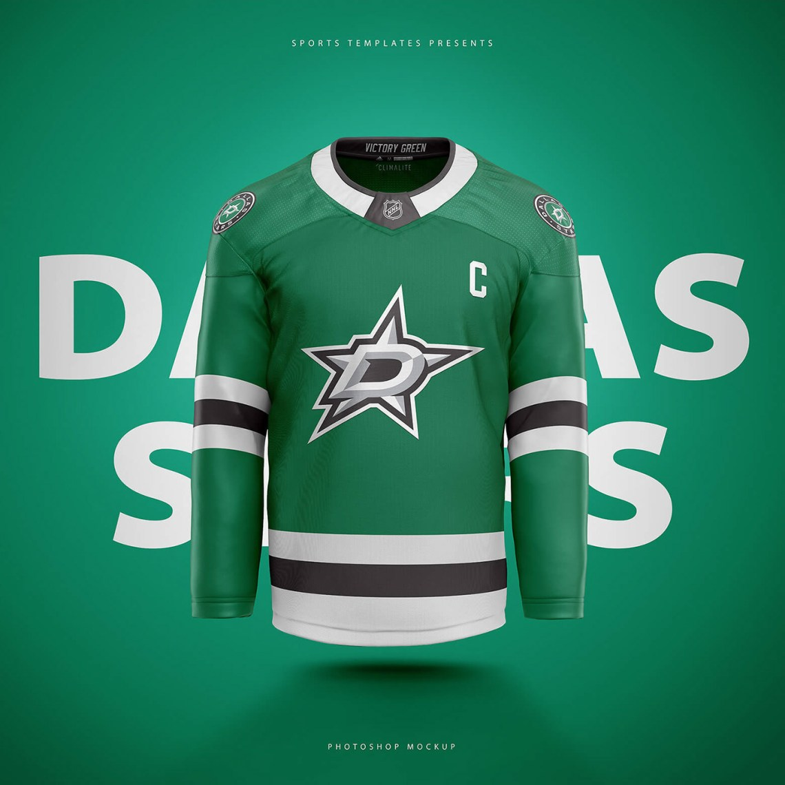Download Adidas Adizero Hockey Jersey Photoshop Template 2.0 on Behance