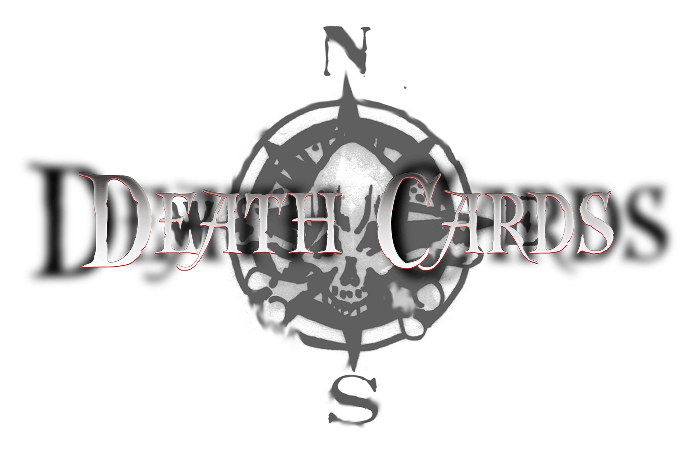 Death Card Playing Cards on Behance