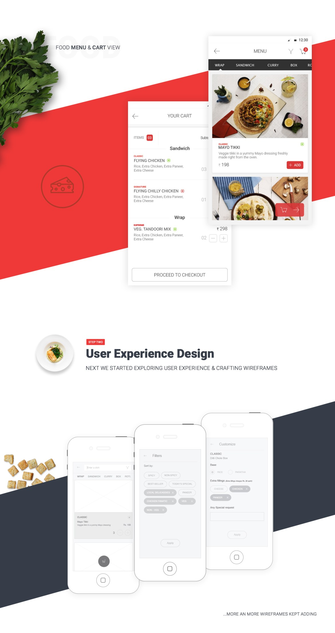 a8fd1b30774141.564d7fa8e5393 - Inspiration UX design - Food site