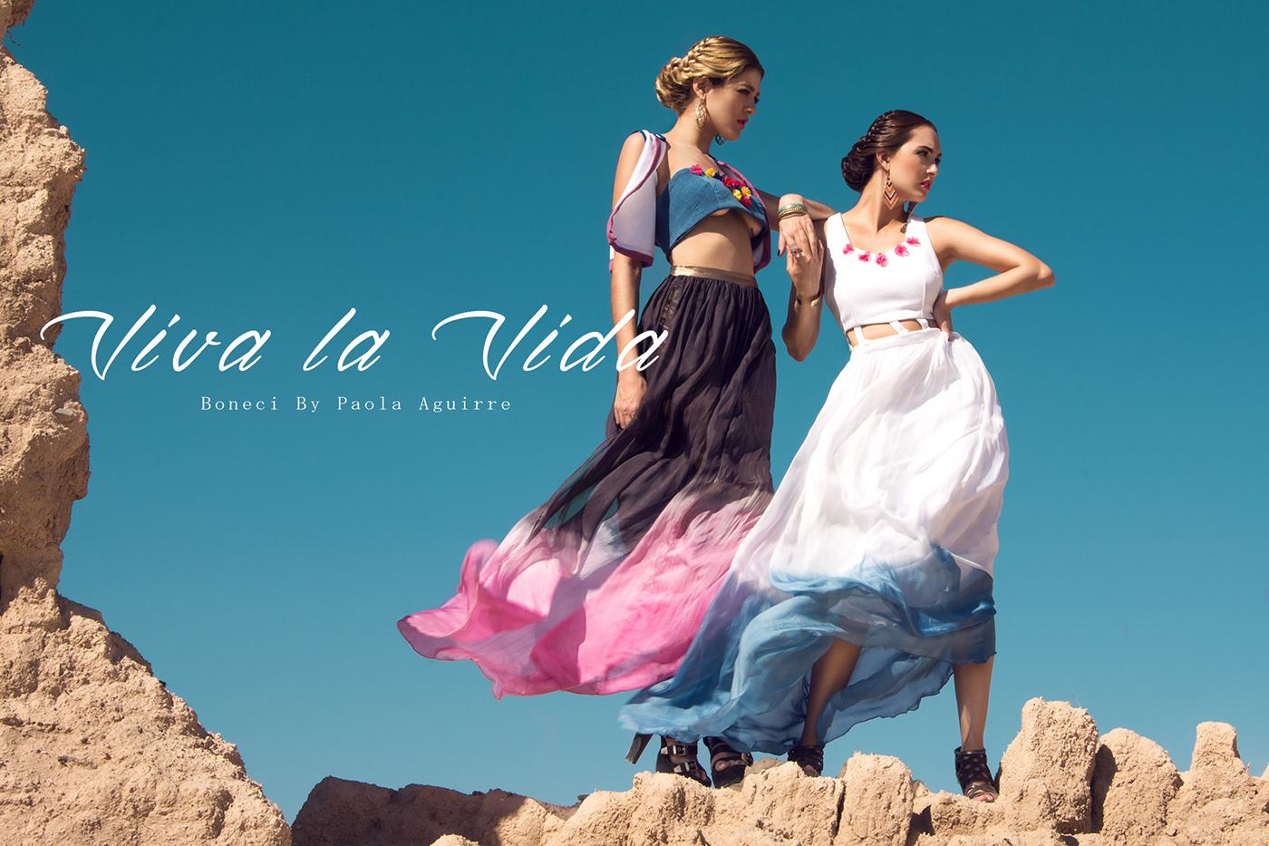 Viva La Vida on Behance