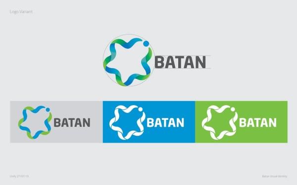 Batan Logo Competition Behance