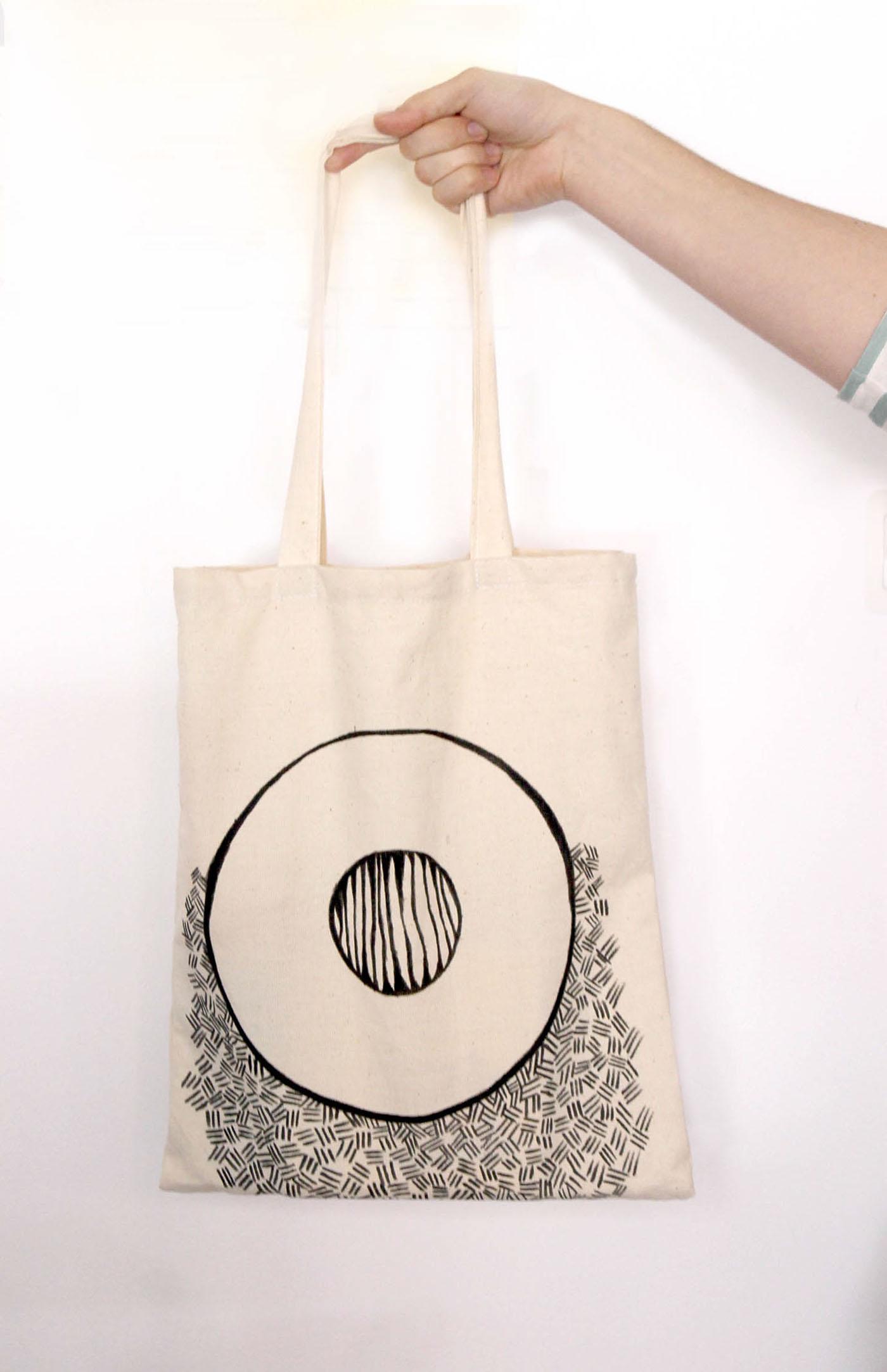 Tote Bag on Behance