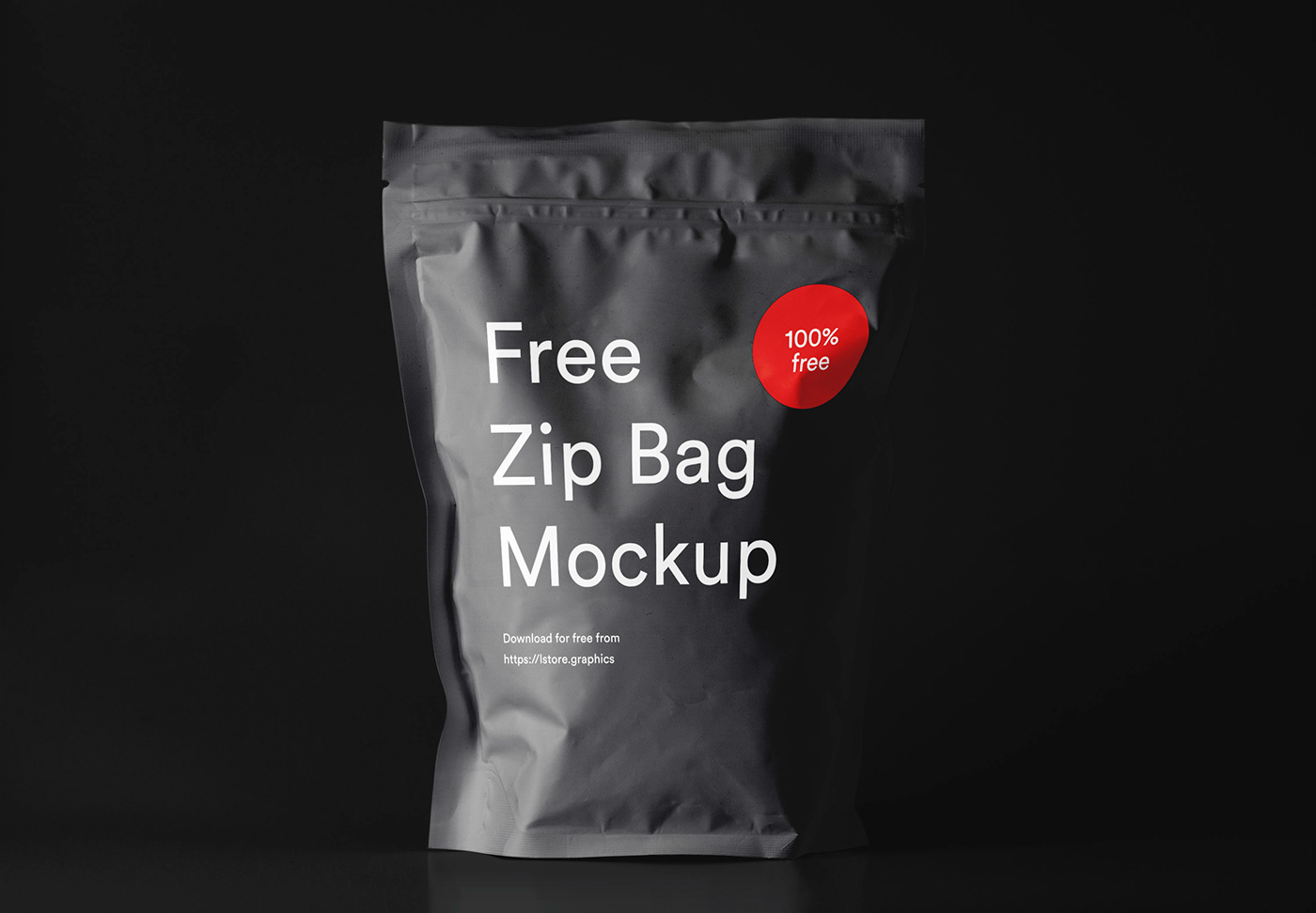 download only once this awesome psd mockup and enjoy the results! Free Zip Bag Mockup For Photoshop On Behance