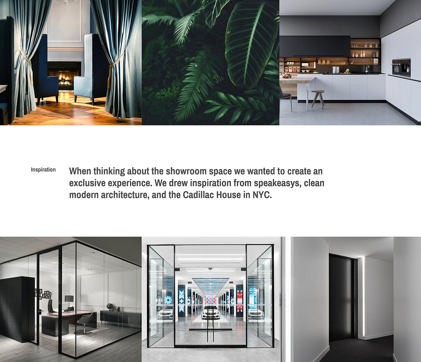 Brizo HQ Showroom Fixtures on Behance