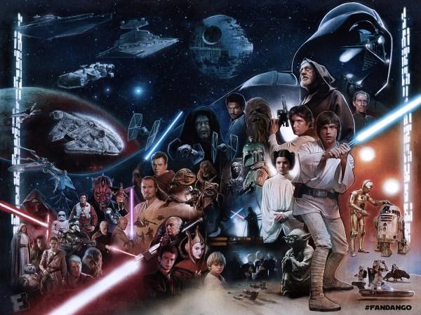 Movies Star Wars Fan Art