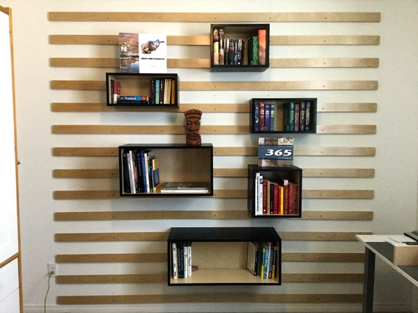 French Cleat Wall Storage Behance
