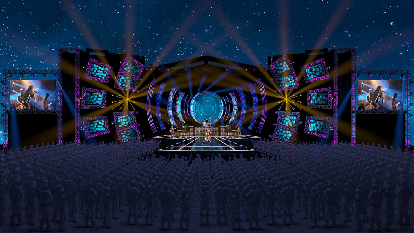 Concert Stage Design Ideas