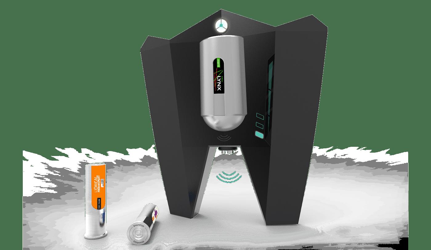Smart Dispense Solution on Behance