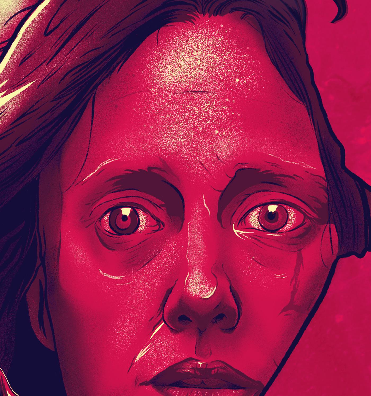 Mandy - Alternate Movie Poster on Behance