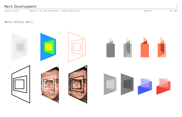Museum Of Contemporary Art Chicago Identity System Behance