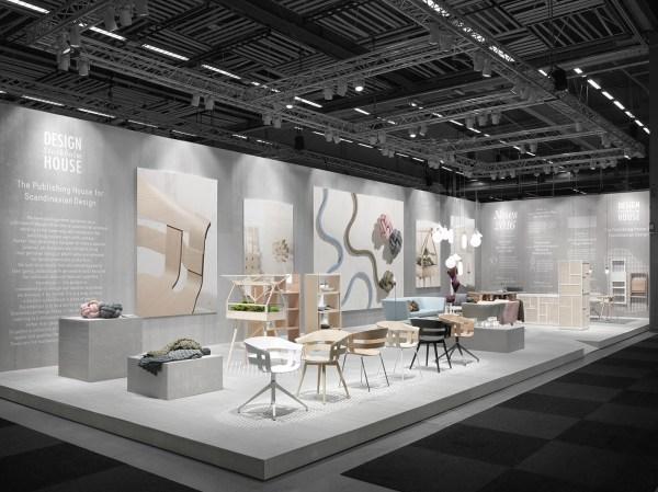 Design House Stockholm Furniture Fair 2016