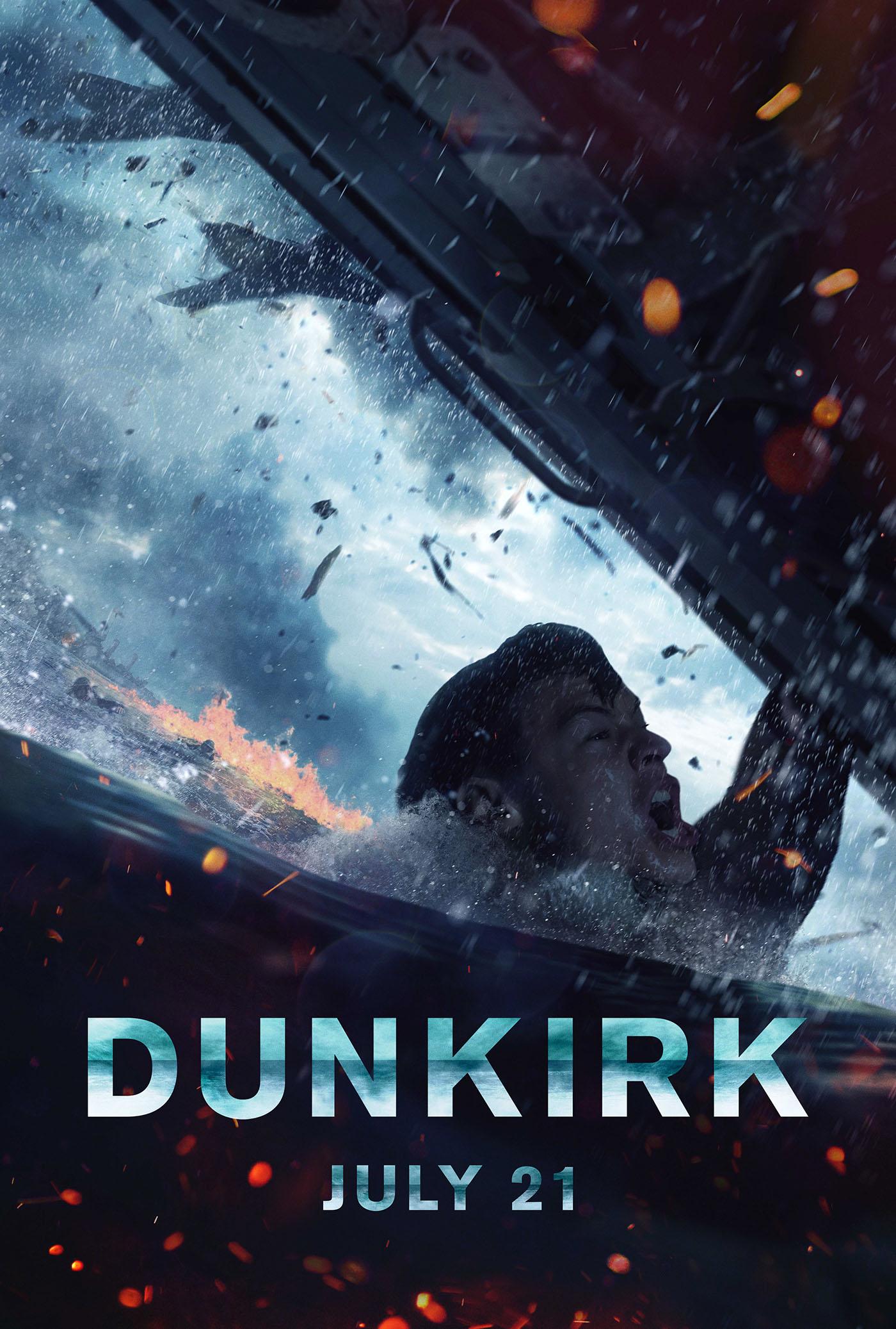 Dunkirk Key Art On Behance
