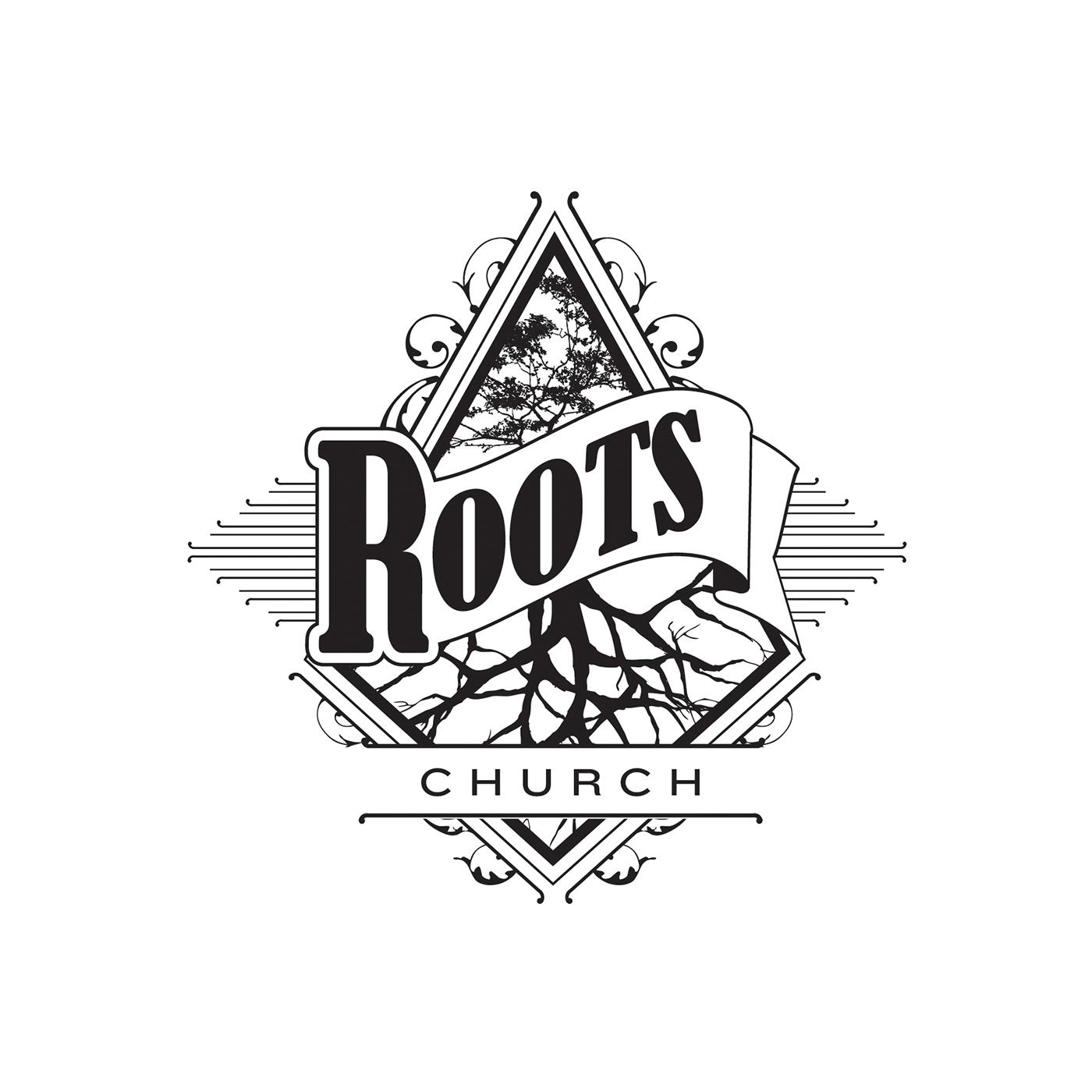 Roots Church Logo Design On Behance