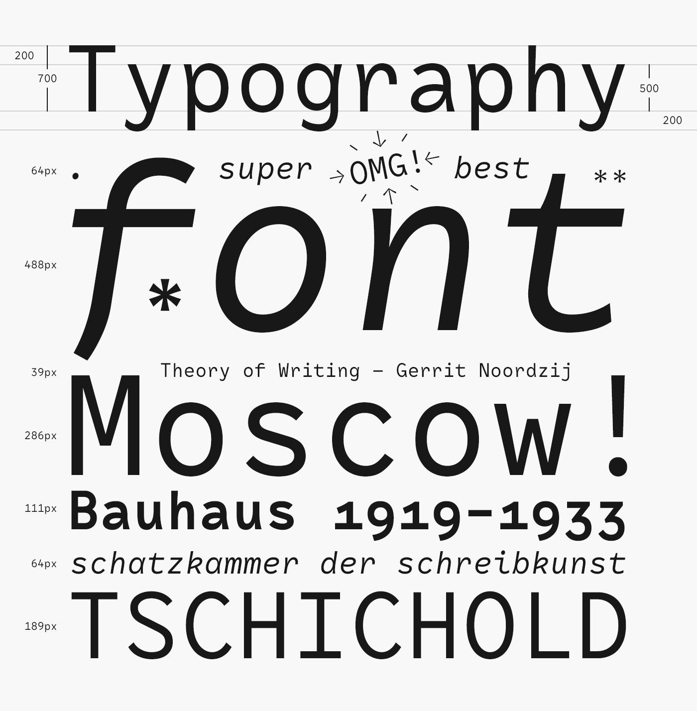 Rostin typeface on Behance