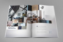 Modern Interior Design Magazine Behance