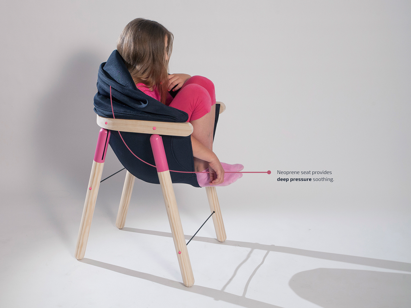 chair for autistic child glider rocking and ottoman cushions mia tink things furniture on behance