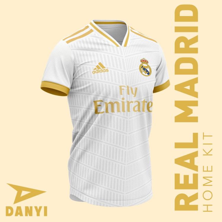 Real Madrid New Kit 21/22 : Adidas Launch Boca Juniors ...