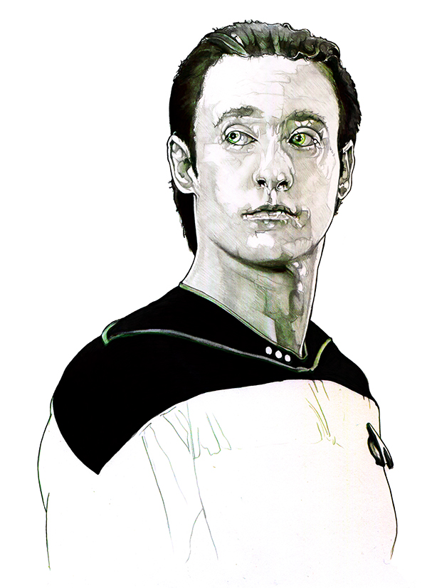 Star Trek on Behance