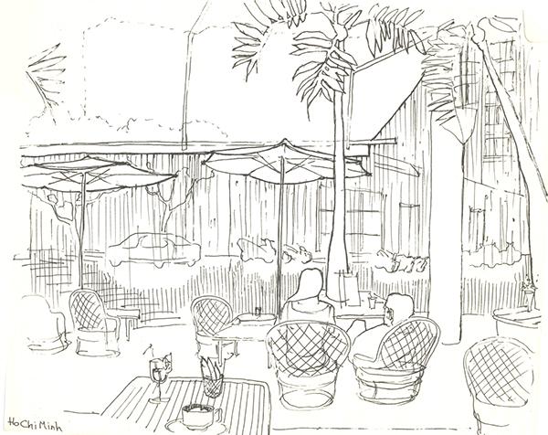 Sketches: Vietnam on Behance