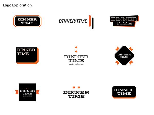 Dinner Time on Behance