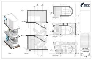 Villa SavoyeRevit Construction Documentation on PhilaU Portfolios