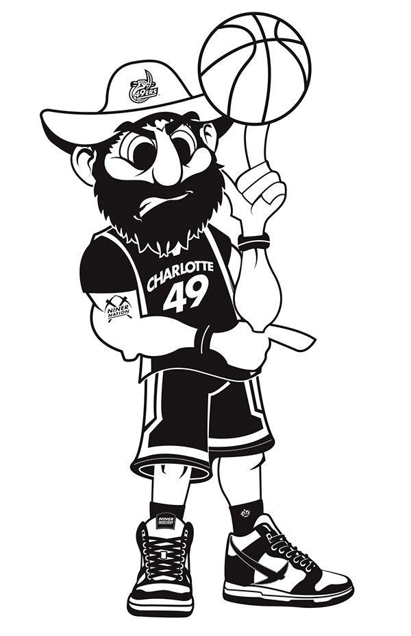 Mascot Design on SCAD Portfolios