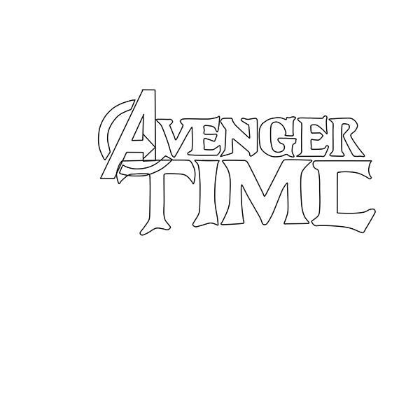 Avenger Time! Fanart on Behance
