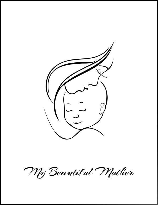 Mother & Child on Behance