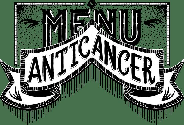 Anticancer Menu on Behance